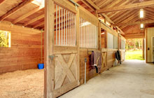 Uphall stable construction leads